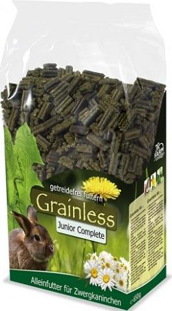JR Farm Grainless Complete Junior