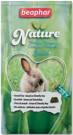 Beaphar Nature Rabbit Junior