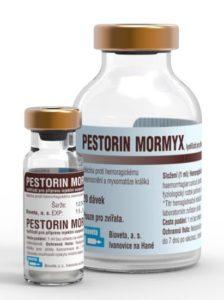 vakcína Pestorin Mormyx