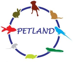 Logo Petland - Ňufíček